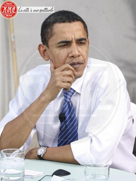 Barack Obama - Van Nuys - 16-01-2008 - Le figlie di Barack Obama ricevono una paghetta di un dollaro a settimana