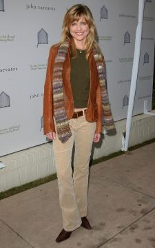 Courtney Thorne-Smith - West Hollywood - 05-03-2005 - Ally McBeal si è sposata di nascosto