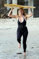 Kim Cattrall - Malibu - 09-01-2008 - Kim Cattrall posa nuda per difendere opere di Tiziano