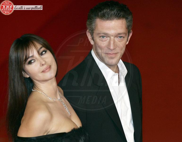 Monica Bellucci, Vincent Cassel - Roma - 23-10-2008 - Da Beatrice Borromeo a Dajana Roncione: Italians do it better!