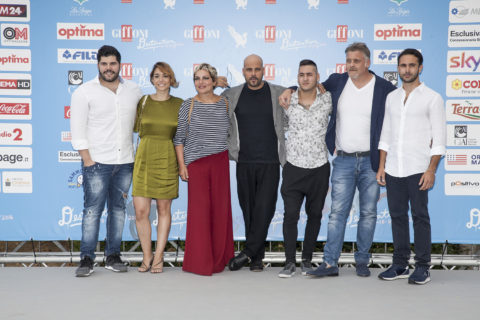 CAST GOMORRA GFF