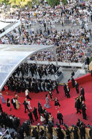 Festival de Cannes 2011, du 11 au 22 mai 2011.