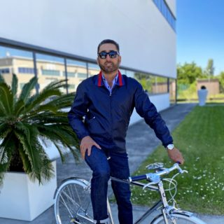 Gianluca Bernardi, imprenditore della bicicletta